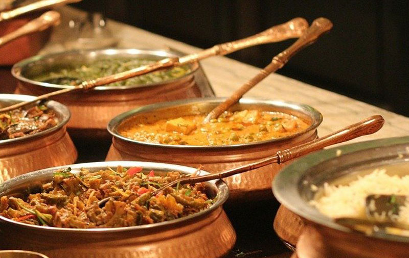 Indian food catering services in Milwaukee